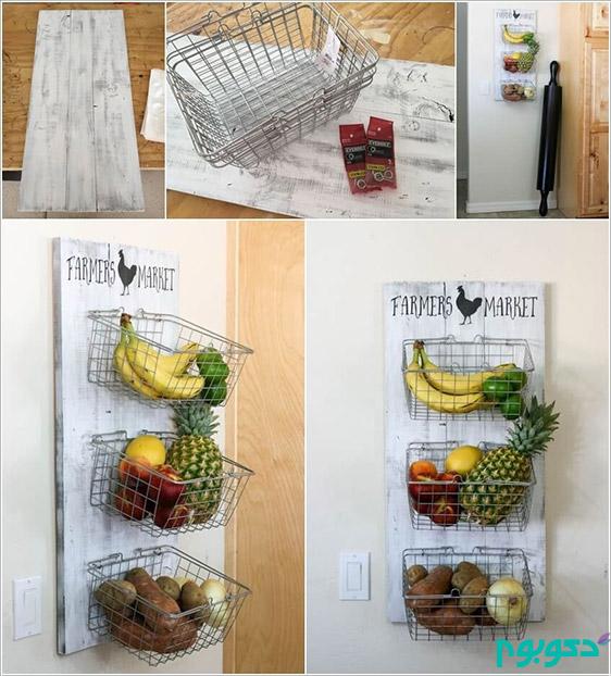 10 ایده دست ساز در دکوراسیون آشپزخانه