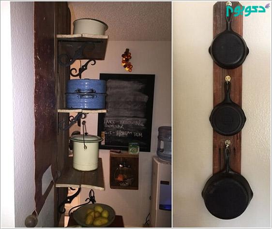 دکور چوبی،دکوراسیون چوبی