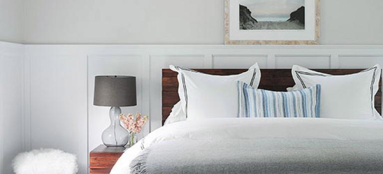 دکوراسیون اتاق خواب های دوست داشتنی سفید و روشن