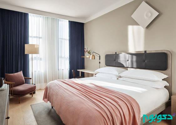 """طراحی هتل """" هاوارد """" در نیویورک"""