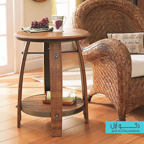 """""""میز"""" مکمل طراحی و دکوراسیون داخلی نشیمن"""