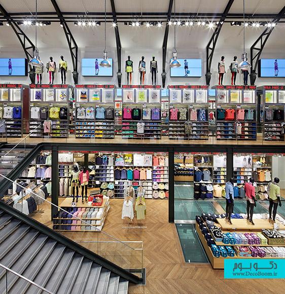 فروشگاه UNIQLO Le Marais