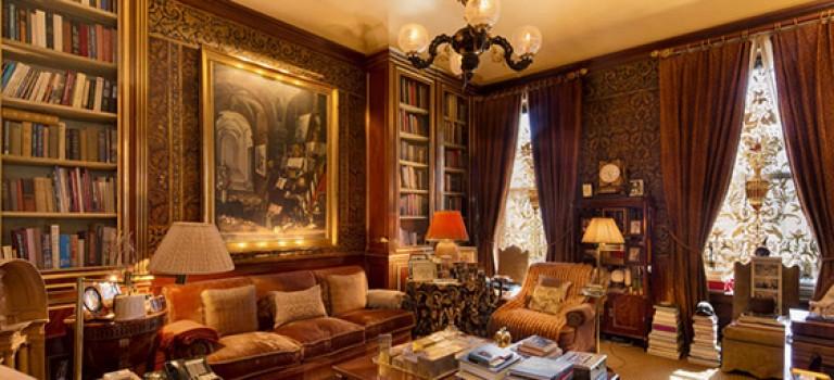 دکوراسیون داخلی گران قیمت ترین آپارتمان نیویورک