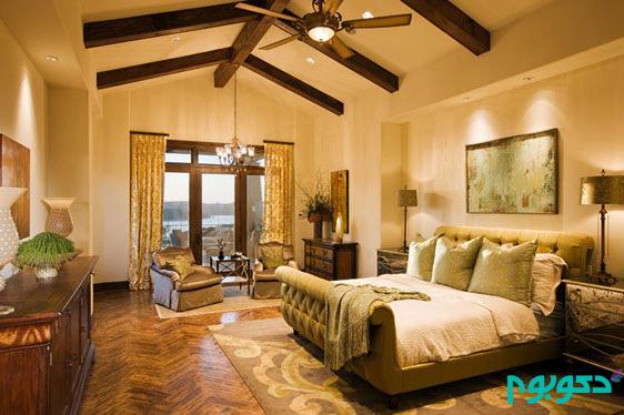 کفپوش های چوبی، بی نظیر برای اتاق خواب ها!