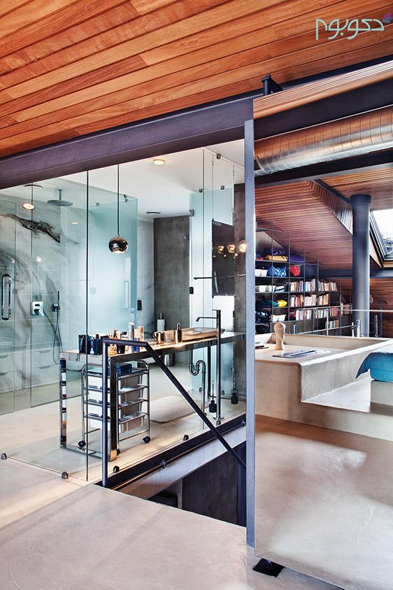 دکوراسیون داخلی خانه ای در استانبول