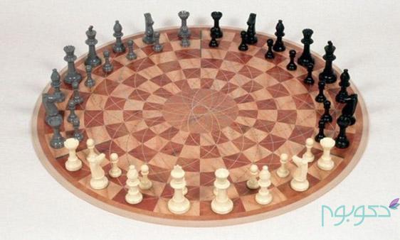"""""""شطرنج""""، اسطوره ای در دکوراسیون داخلی منزل"""