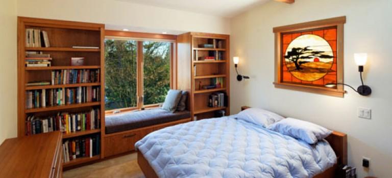 طرز تهیه یک اتاق خواب دنج!