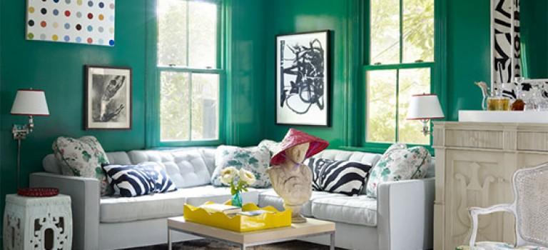 چه رنگ هایی باعث بزرگ تر به نظر رسیدن فضا های کوچک می شود؟
