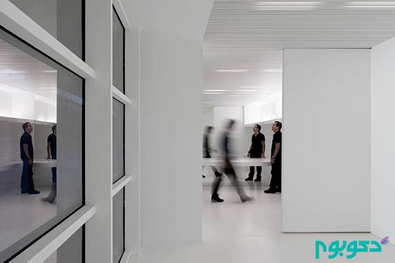 طراحی داخلی کلینیک گفتار درمانی