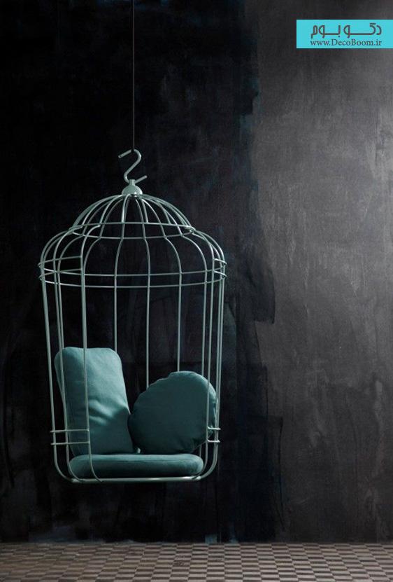 طراحی صندلی ، دکوراسیون داخلی