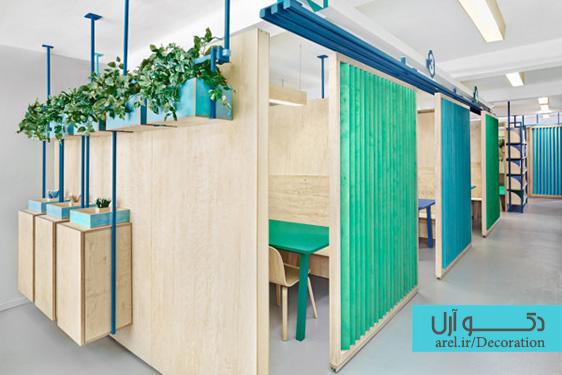 دکوراسیون داخلی، آشپزخانه مدرن