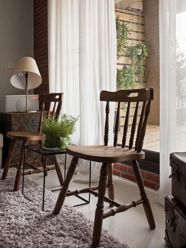 طراحی و دکوراسیون داخلی دو آپارتمان، مینیمال و مدرن
