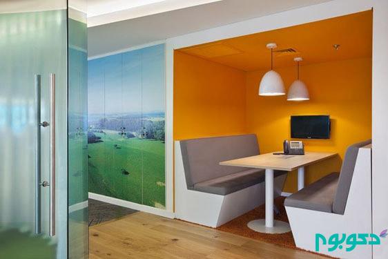 معجزه طراحی مدرن فضا های اداری (قسمت سوم)