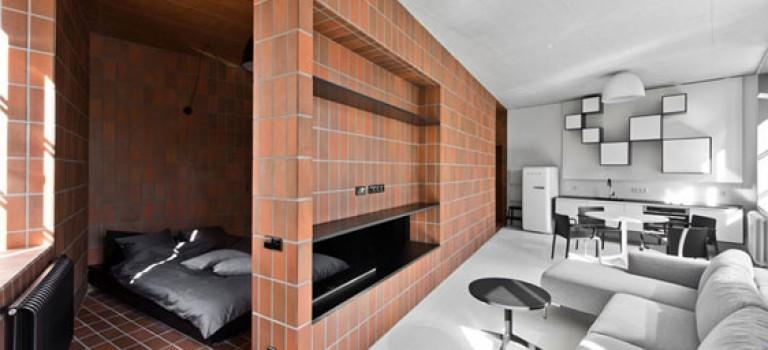 خلاقیت در دکوراسیون داخلی آپارتمان با محدودیت متراژ (قسمت سیزدهم)