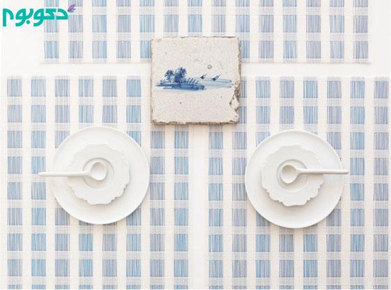 منسوجات نوین در طراحی داخلی