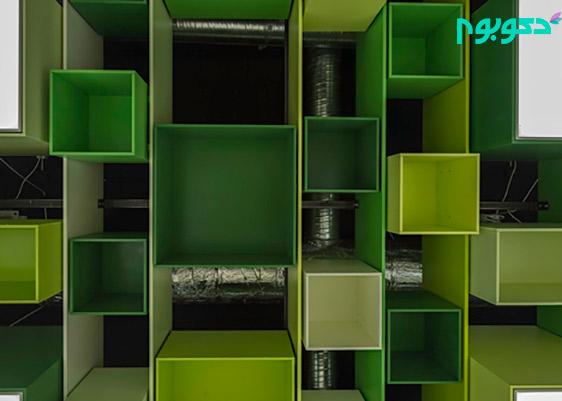 دکوراسیون داخلی سالن زیبایی بانوان