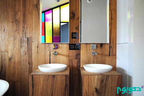 دکوراسیون داخلی و ترکیب های رنگی مدرن