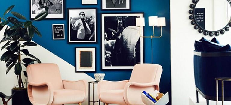 قاب عکس های شگفت انگیز در دکوراسیون داخلی خانه