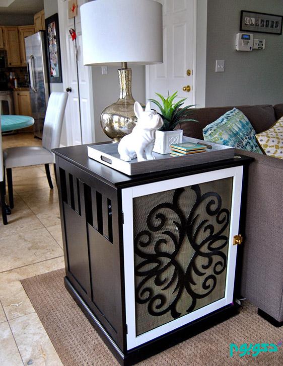 معجزه میز های کنار مبل در دکوراسیون داخلی منزل