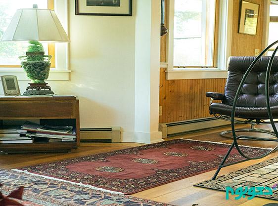 فرش در دکوراسیون داخلی منزل ایرانی ( قسمت اول)