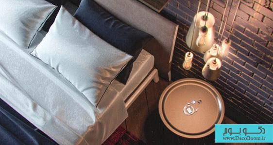 طراحی داخلی اتاق خواب مدرن