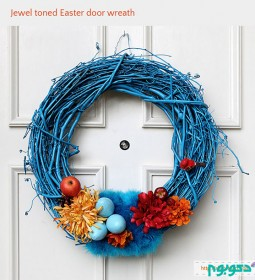 Egg-and-feather-goes-together-jewel-toned-Easter-door-wreath