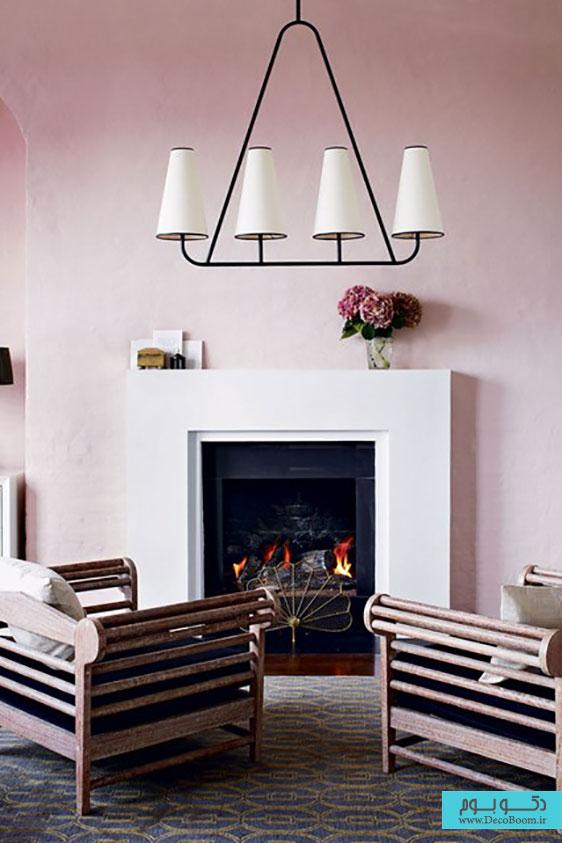 نورپردازی در طراحی داخلی خانه