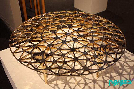 طراحی میز های خاص در دکوراسیون داخلی منزل