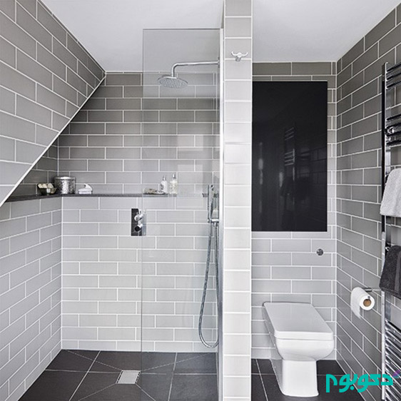 ایده های بزرگ برای حمام های کوچک!