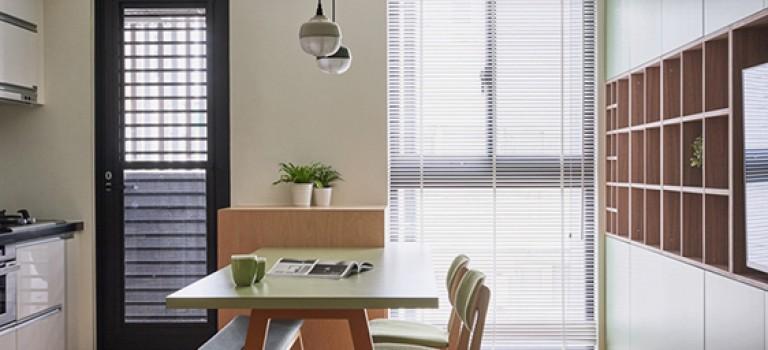 بازسازی خانه سبز توسط استودیو طراحی HAO