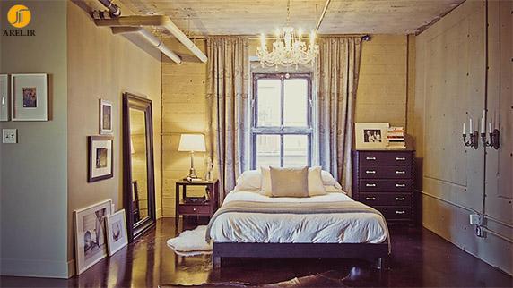 دکوراسیون داخلی دوست داشتنی برای اتاق خواب
