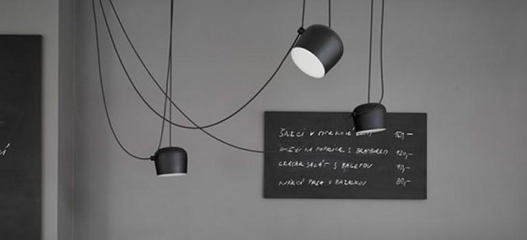 طراحی داخلی کافی شاپ در پراگ