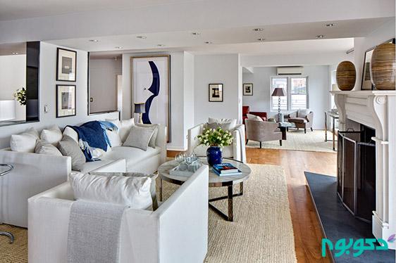 دکوراسیون منزل افراد مشهور: جولیا رابرتز