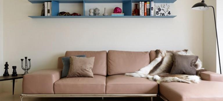 فرش ایرانی در طراحی داخلی خانه مدرن