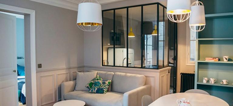 خلاقیت در دکوراسیون داخلی آپارتمان با محدودیت متراژ (قسمت نهم)
