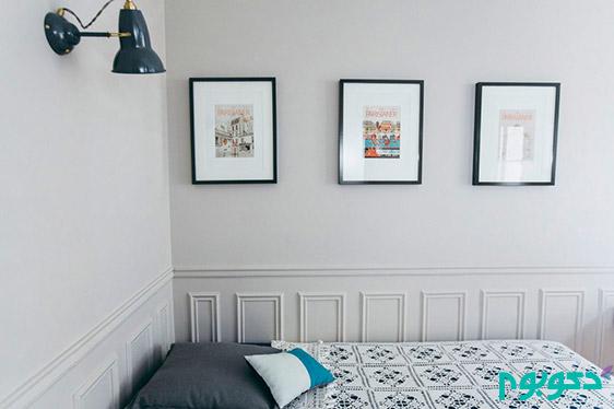 خلاقیت در دکوراسیون داخلی آپارتمان با محدودیت متراژ