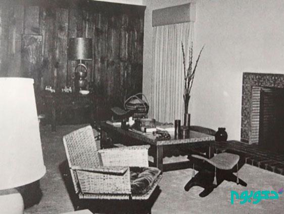 دکوراسیون منزل افراد مشهور: مرلین مونرو