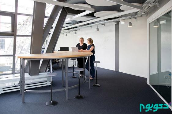 معجزه طراحی مدرن فضا های اداری (قسمت دوم)