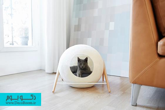 طراحی خانه حیوانات خانگی