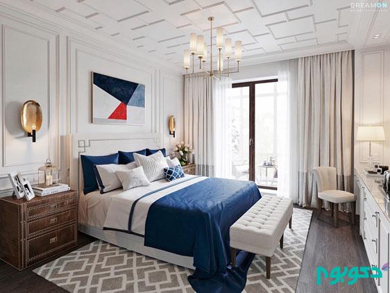 20 اتاق خواب مدرن و با نور طبیعی و فضایی دلپذیر