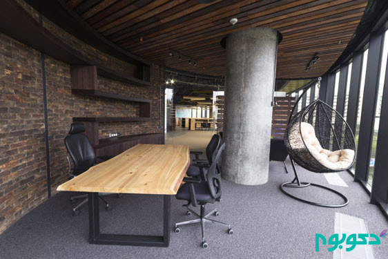 نگاهی نو به طراحی فضا های اداری
