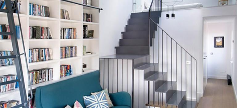 طراحی خانه اسپانیایی با دکوراسیون مدرن