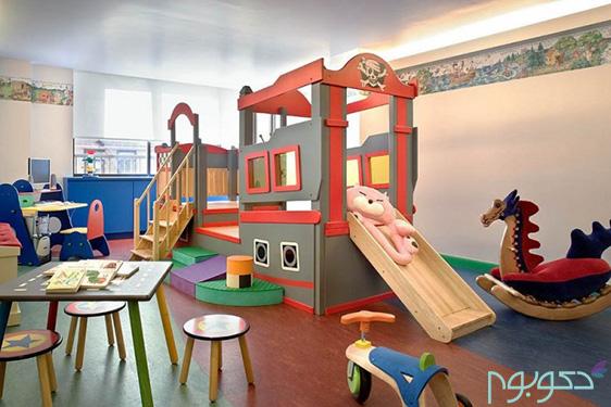 طراحی های شگفت انگیز اتاق کودکان