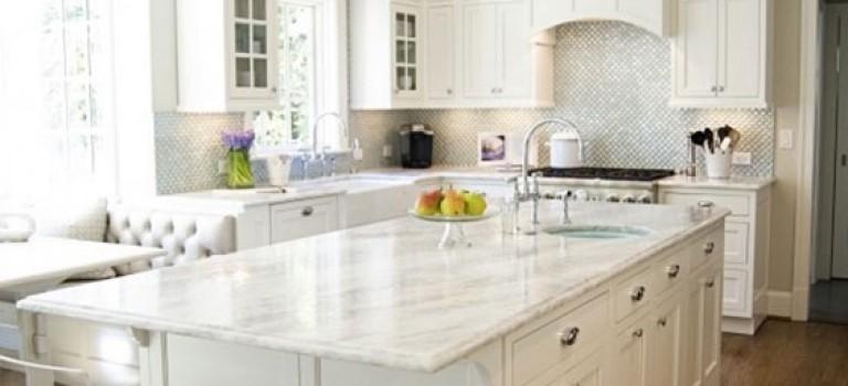 دکوراسیون داخلی آشپزخانه و سطح کانتر