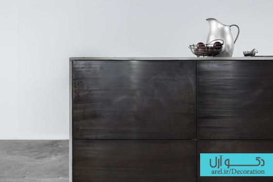 آشپزخانه مدرن، دکوراسیون داخلی
