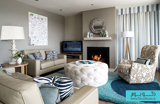 Subdued-Drama-Living-Room