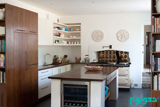 دکوراسیون داخلی آشپزخانه مدرن