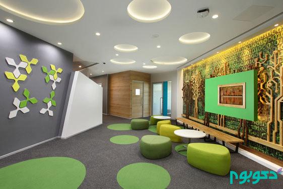 معجزه طراحی مدرن فضا های اداری (قسمت اول)