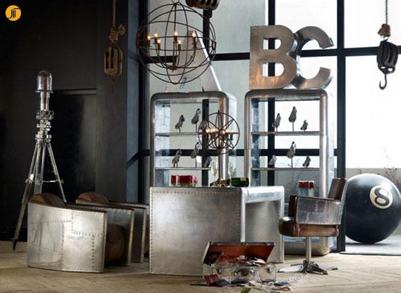 20 ایده دکوراسیون منزل به سبک آنتیک و التقاطی