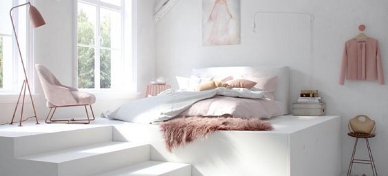 ۲۰ اتاق خواب مدرن با نور طبیعی و فضایی دلپذیر